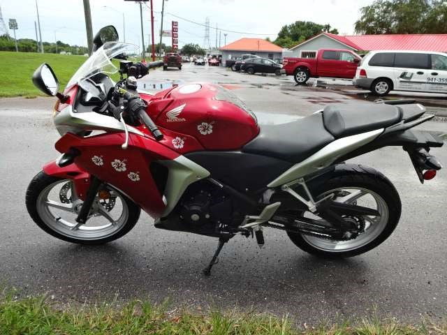 honda cbr 250 motorcycles for sale in tampa florida. Black Bedroom Furniture Sets. Home Design Ideas