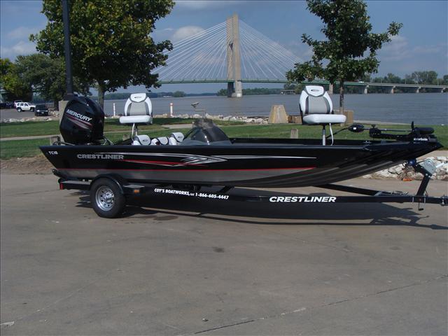 2013 Crestliner 18 SC