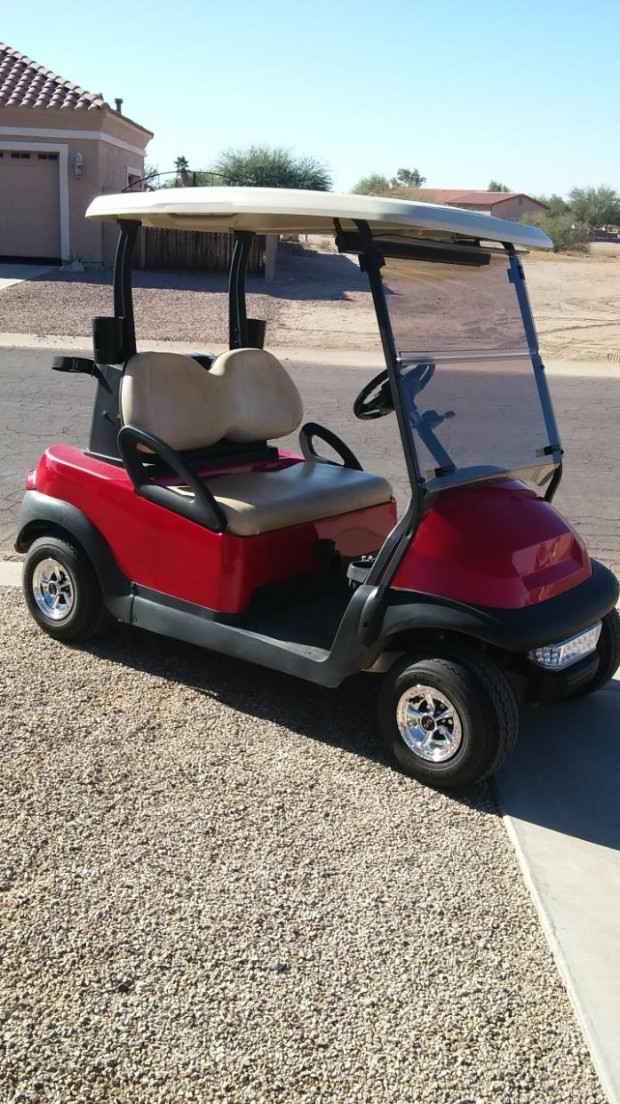 2008 Club Car ELECTRIC