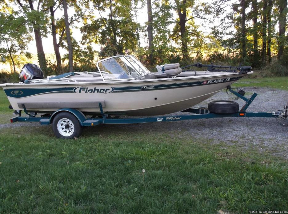 Boats for sale in burt new york for Fishing boats for sale in ny