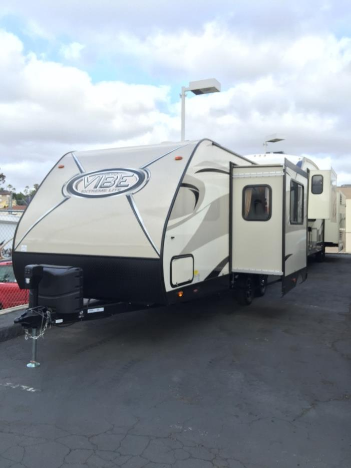 Forest River VIBE EXTREME LITE 21FBS