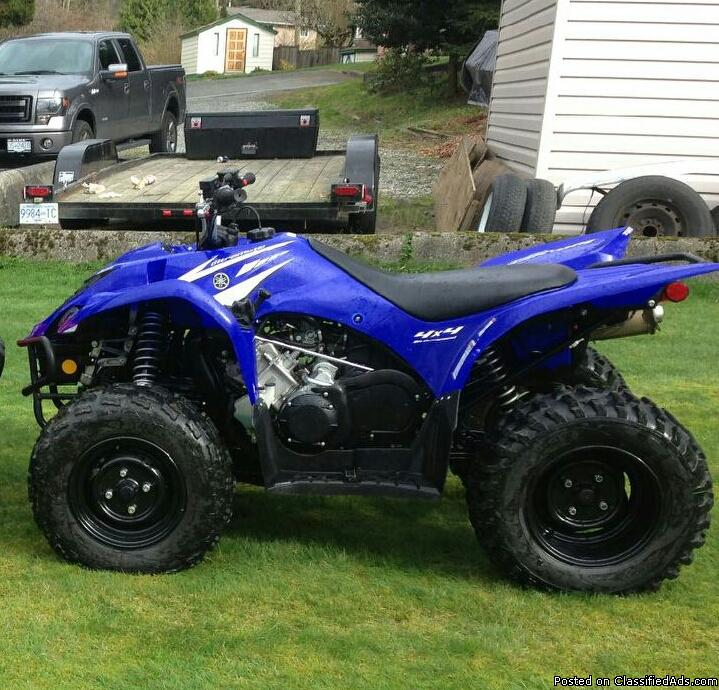 Yamaha wolverine 450 motorcycles for sale for Yamaha wolverine 450 for sale