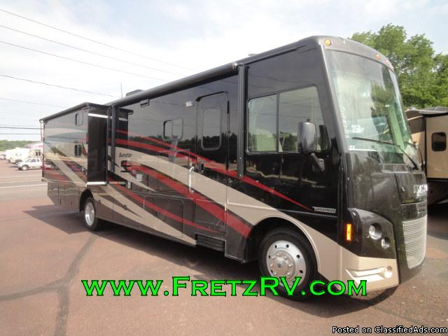New 2015 Itasca Sunstar 35B Class A Motorhome for Sale Fretz RV Classified Ads...