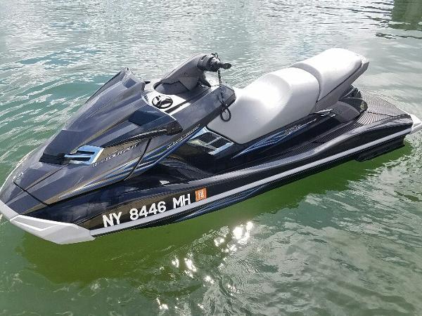 2012 Yamaha Waverunner FX HO