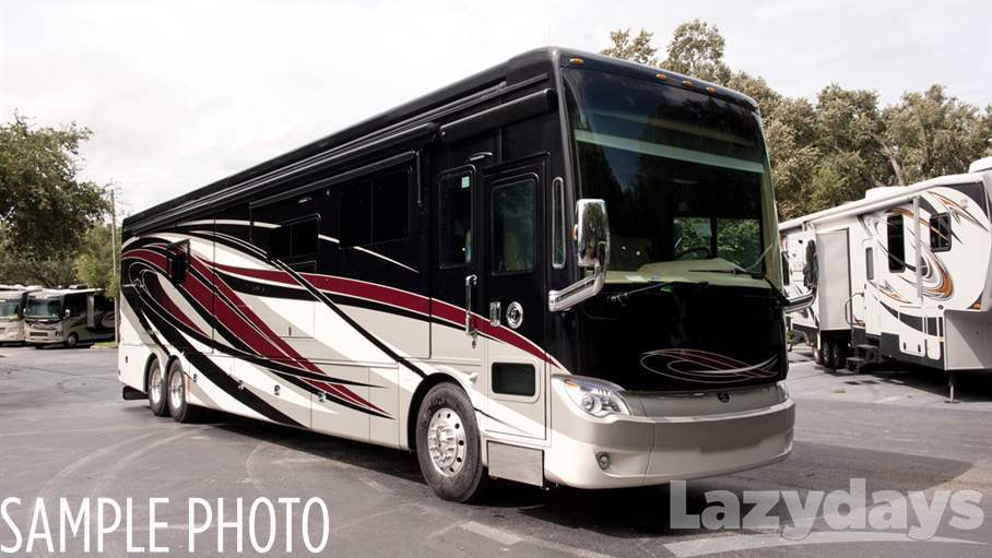 Tiffin Motorhomes Allegro Bus 40AP