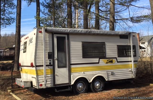 Shasta Camper Trailer RVs for sale