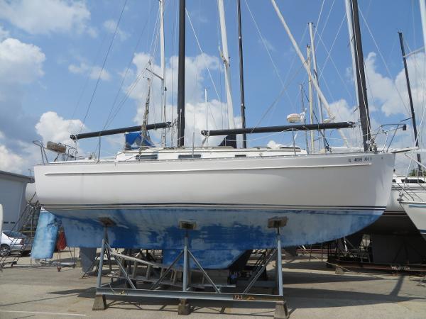 1983 Freedom Yachts 28 Ketch