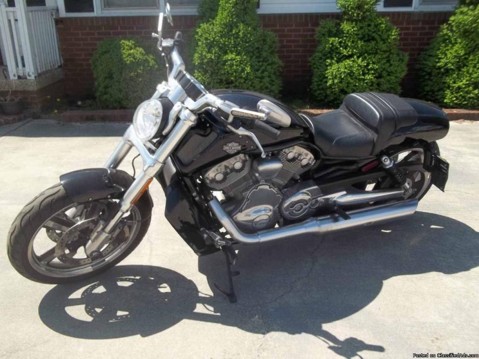 2009 Harley-Davidson VRSC Muscle