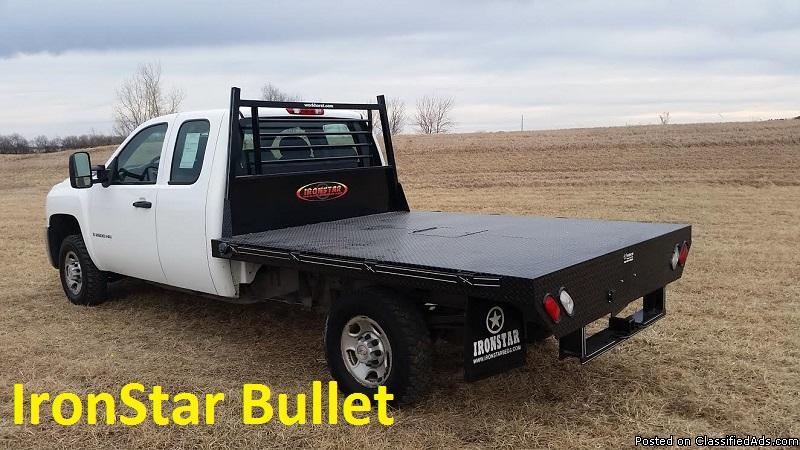 New Ironstar Truckbeds Pickup/Truck Flatbeds