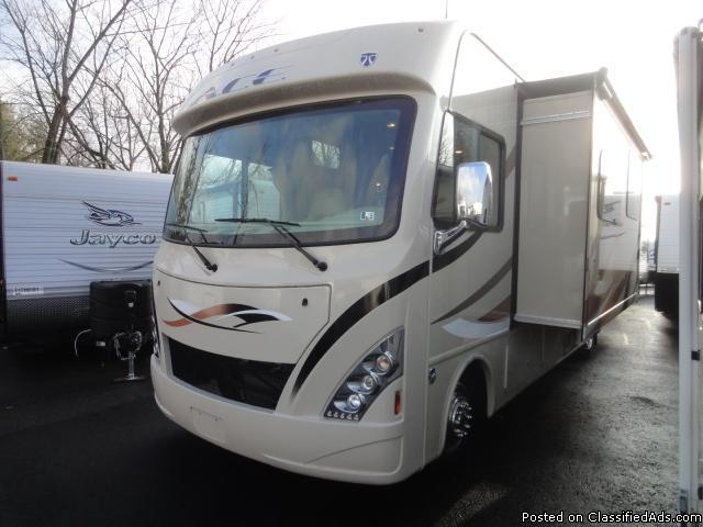 2016 Thor ACE A.C.E. 30.1 Class A Motorhome RV For Sale At Fretz RV Camper...