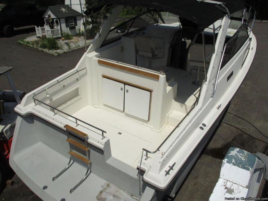 1985 29ft Carver Monterey Cruiser