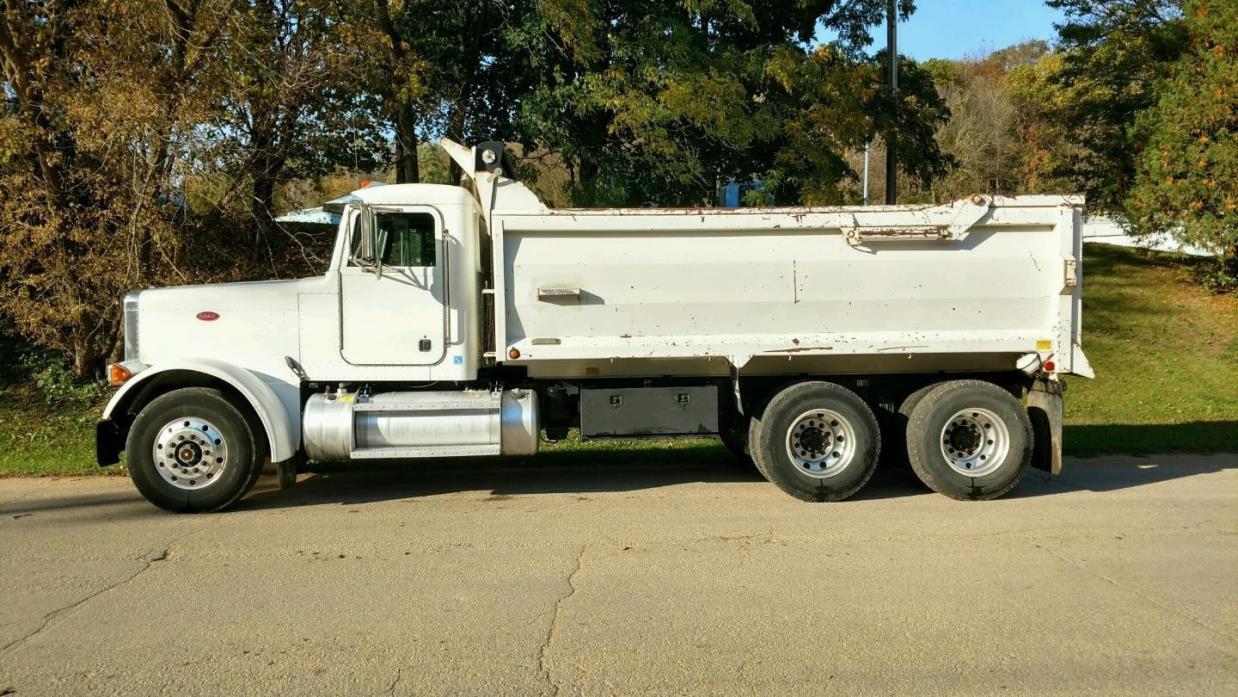 2003 Peterbilt 379  Dump Truck