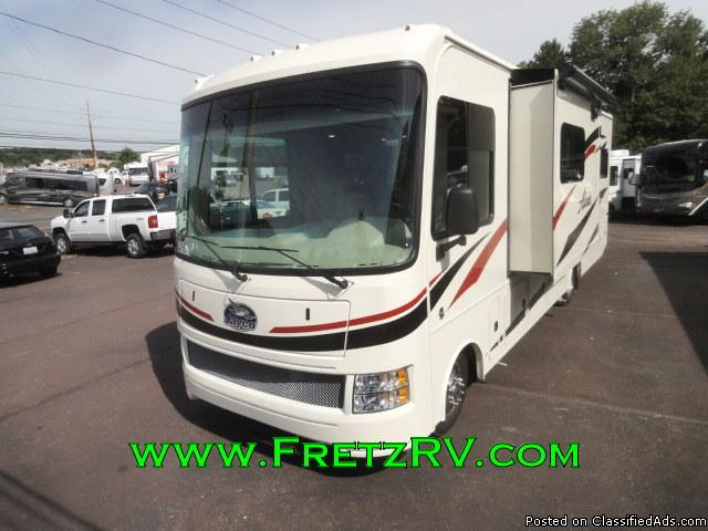 NEW 2016 Jayco Alante 30L 30 Foot Class A Motorhome For Sale Fretz RV...