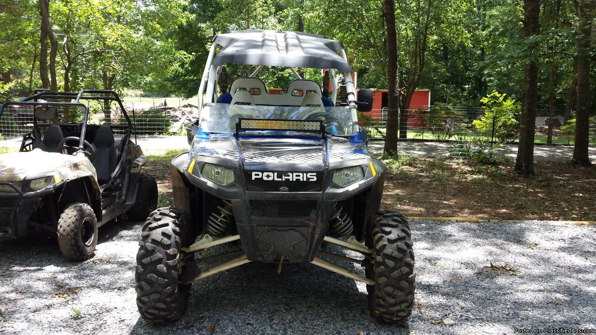 4 seater polaris rzr vehicles for sale. Black Bedroom Furniture Sets. Home Design Ideas