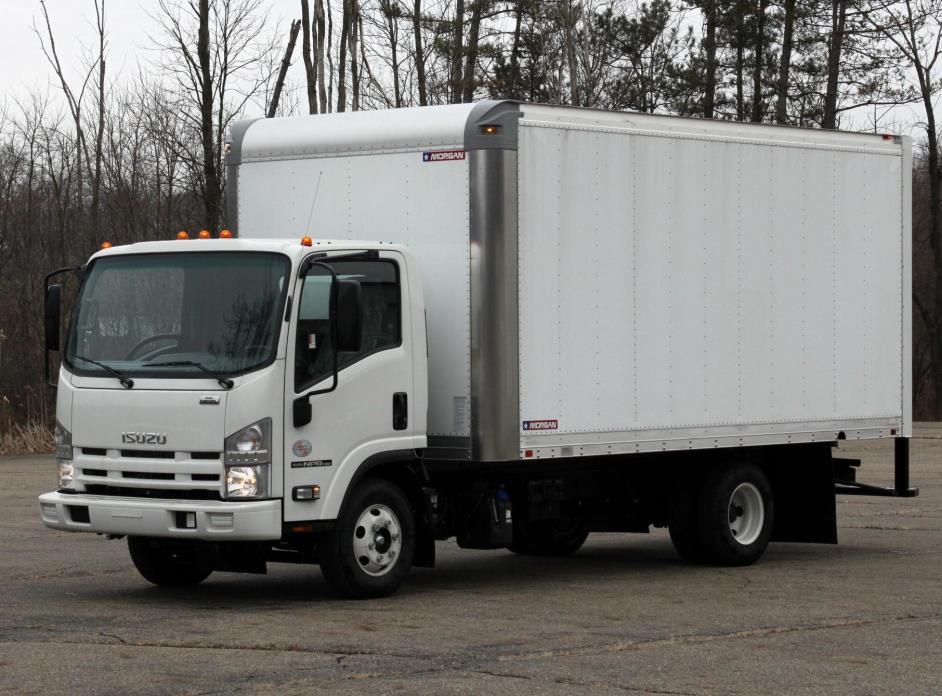 2015 Isuzu Npr Hd  Box Truck - Straight Truck