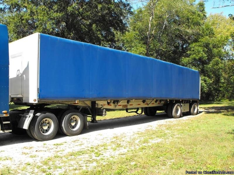 2007 Reitnouer Max Miser Trailer For Sale in Milan, Tennessee  38358