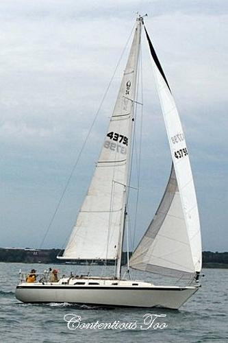 1993 Pacific Seacraft Ericson 34