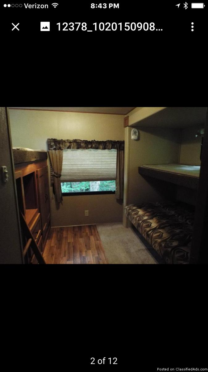 2010 Forest Heritage Glen Travel Trailer