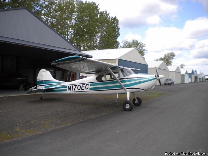 1952 Cessna 170B For Sale in St. Maries, Idaho 83861
