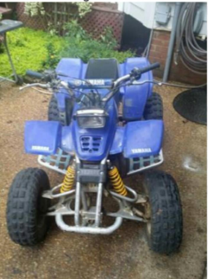 Yamaha Blaster For Sale In Nc