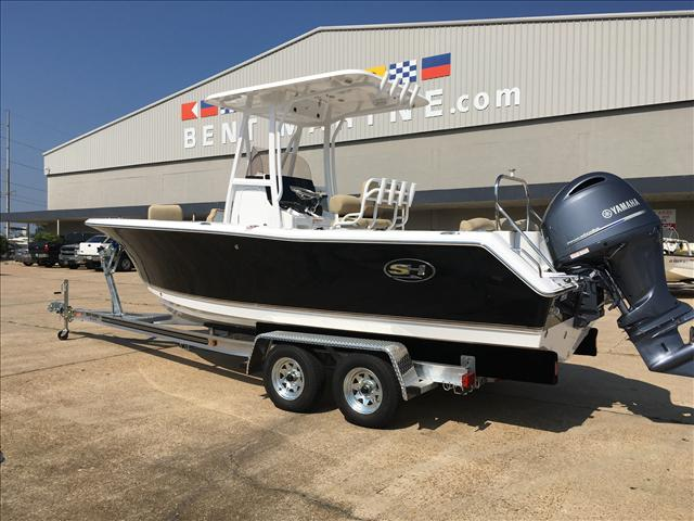 2017 Sea Hunt 225