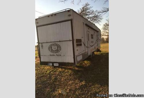 Toy Hauler 5th Wheel Cars For Sale