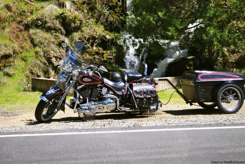 Harley backrest rvs for sale for Heritage motors medford oregon