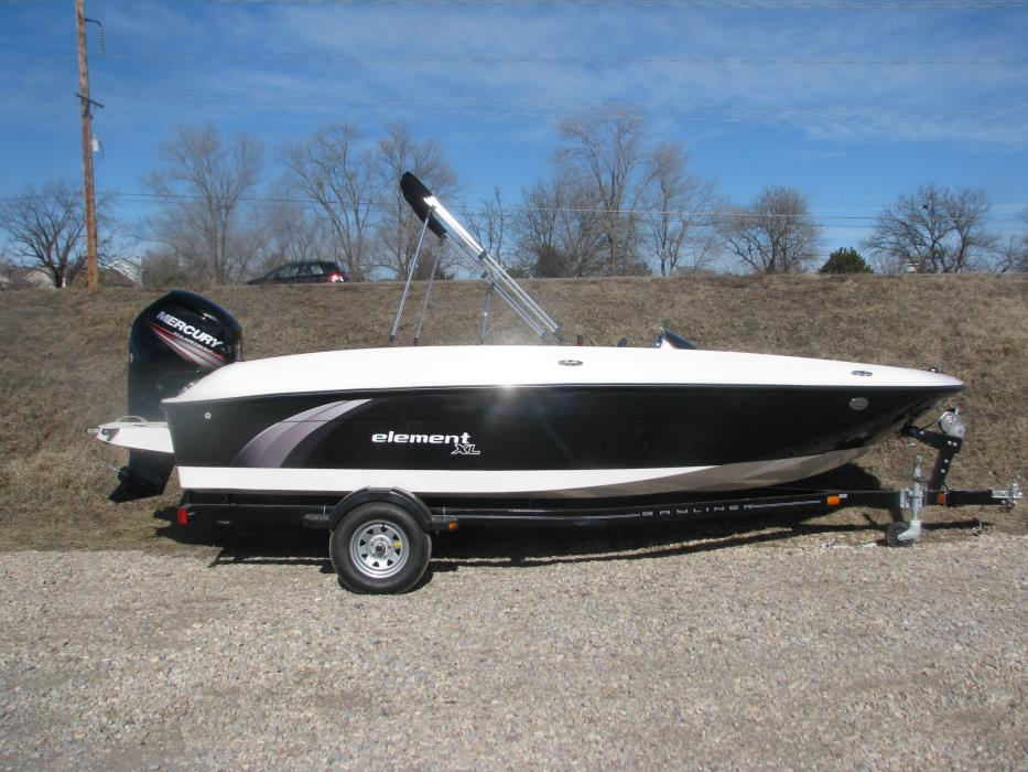 2015 Bayliner Element 180 XL