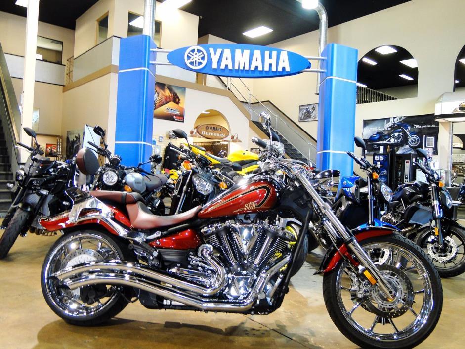 Yamaha Raider Engine Shield