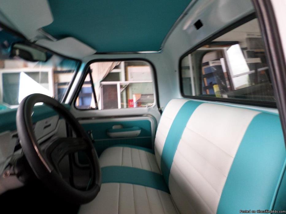 1970 Ford Ranger XLT Restored