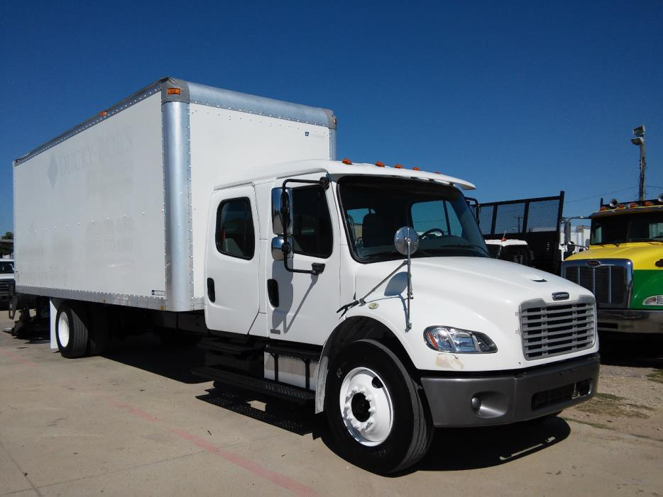 Freightliner M2 Crew Cab Vehicles For Sale
