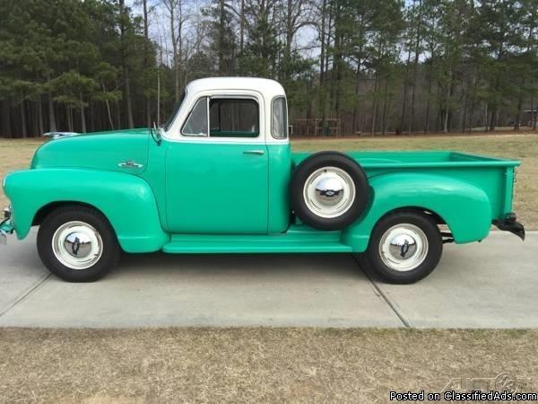 1955 Chevrolet 3100 Pickup For Sale in Wendell, North Carolina  27591
