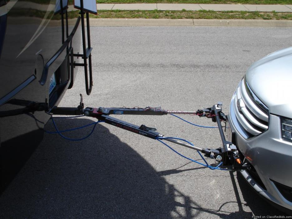 Roadmaster RV-Auto Tow Bar & acc. kit