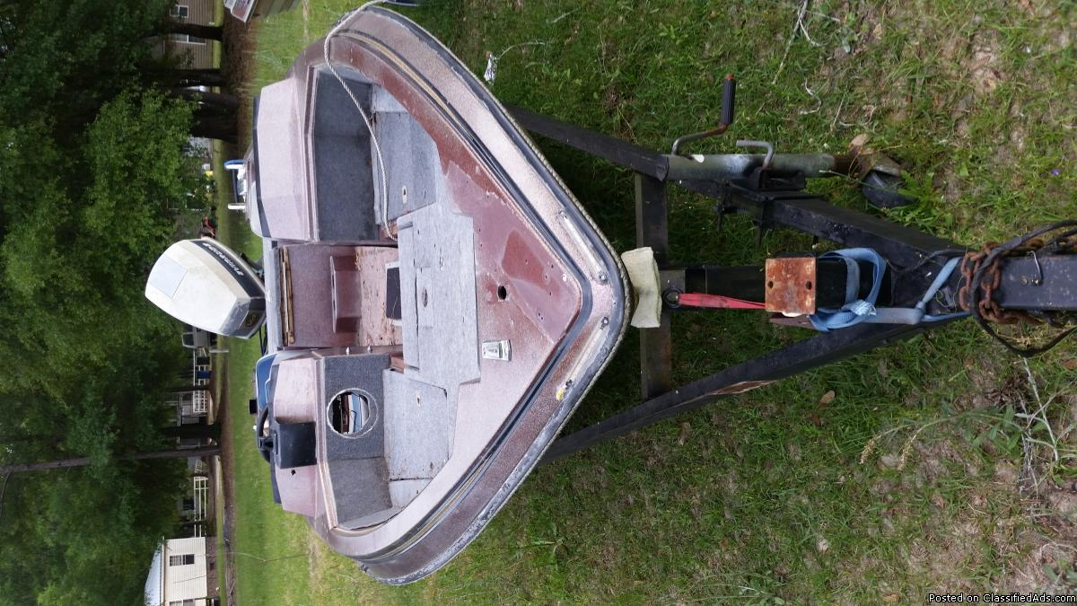 Procraft fish and ski vehicles for sale for Fish and ski boats for sale craigslist