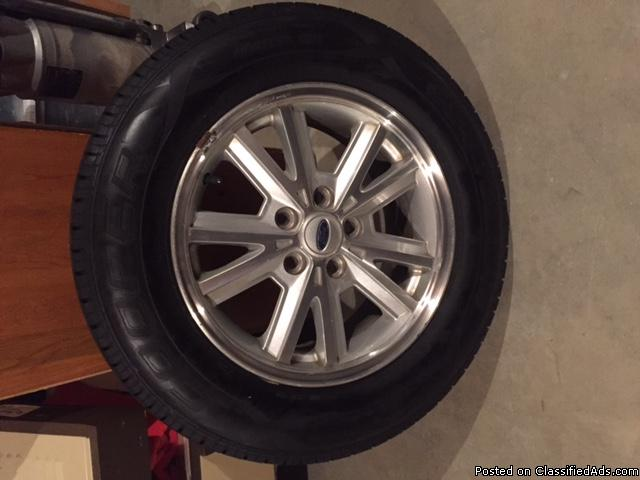 2008 Mustang Tires & Rims for Sale