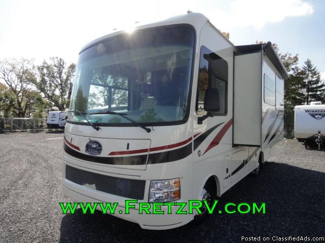 NEW Jayco Alante 26X 26ft Class A Motorhome for Sale Fretz RV Classified Ads...