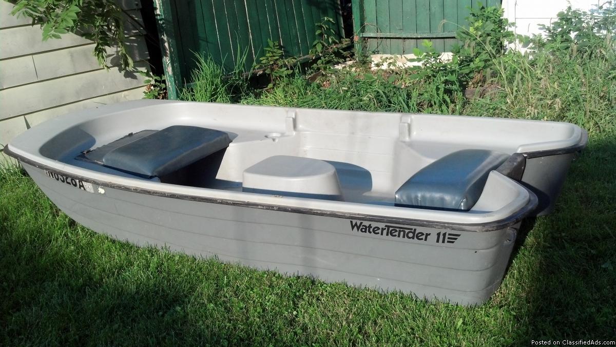 WaterTender 11 boat for sale
