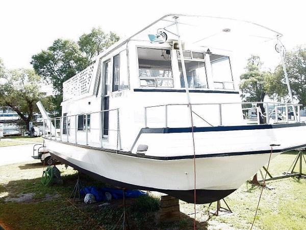 1969 Houseboat Nauta-Line