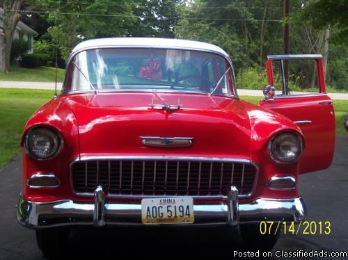 1955 Chevy 4 Door