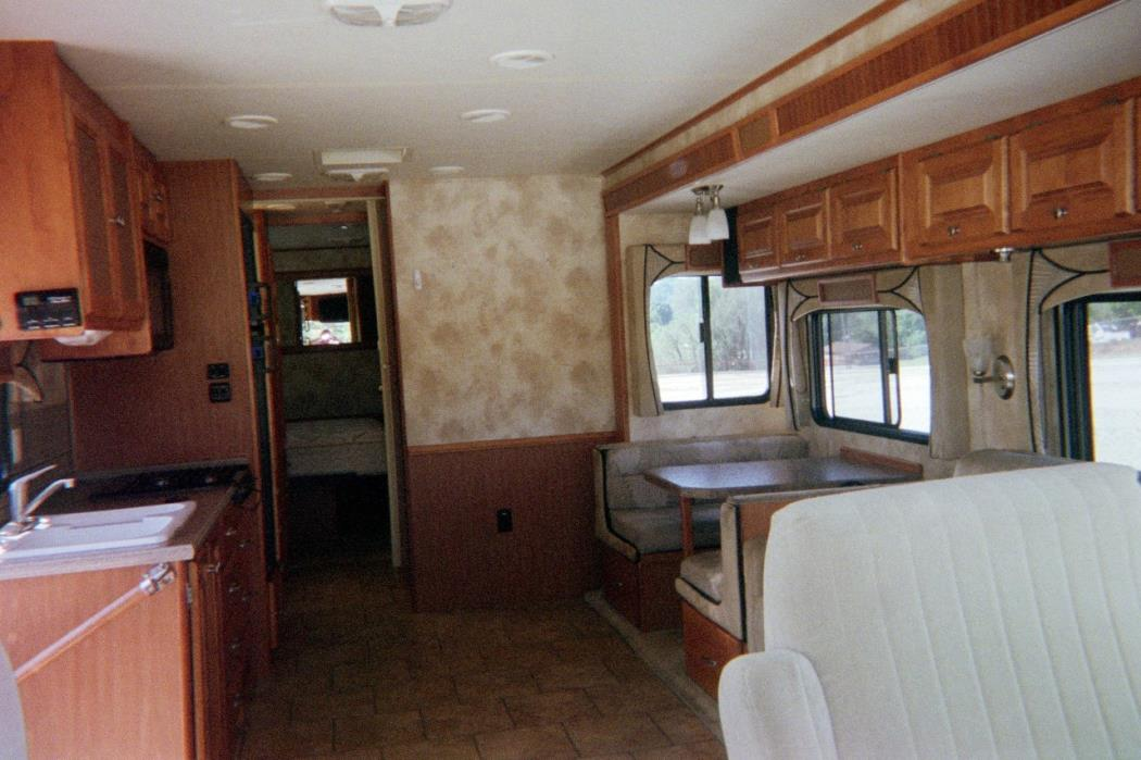 Tiffin Motorhomes ALLEGRO OPEN ROAD 32'
