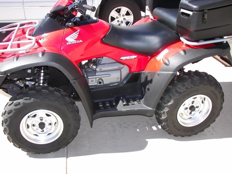 2007 Honda FOURTRAX RINCON GPSCAPE