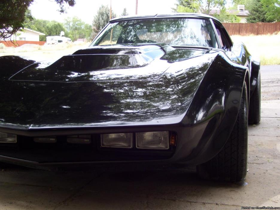 1970 Custom Corvette