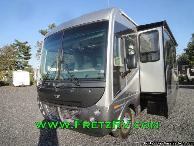 Used 2006 Fleetwood Southwind 32V Class A Motorhome for Sale At Fretz RV...