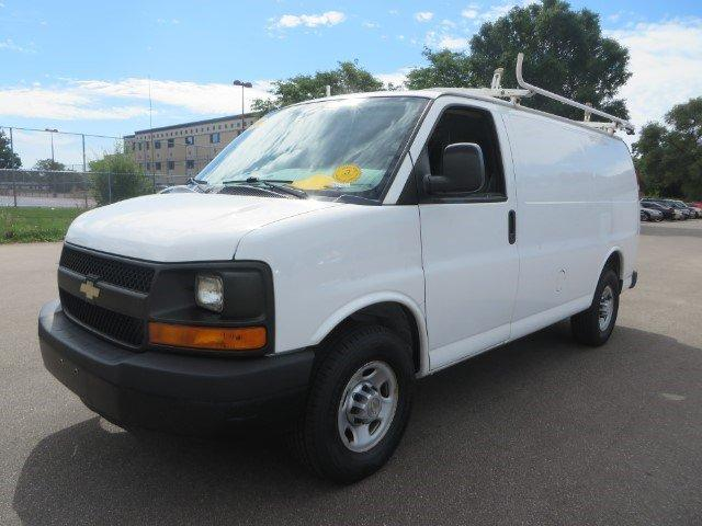 Harold Zeigler Ford Plainwell >> Chevrolet Express Cargo Van Michigan Vehicles For Sale