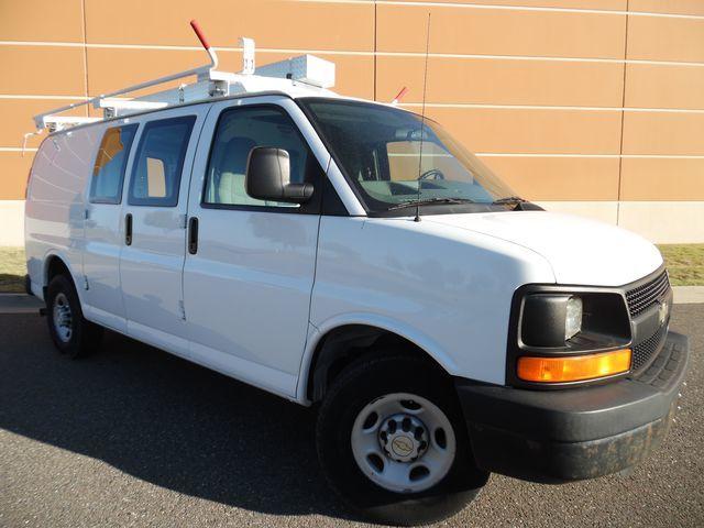 2008 Chevy Express 2500  Cargo Van