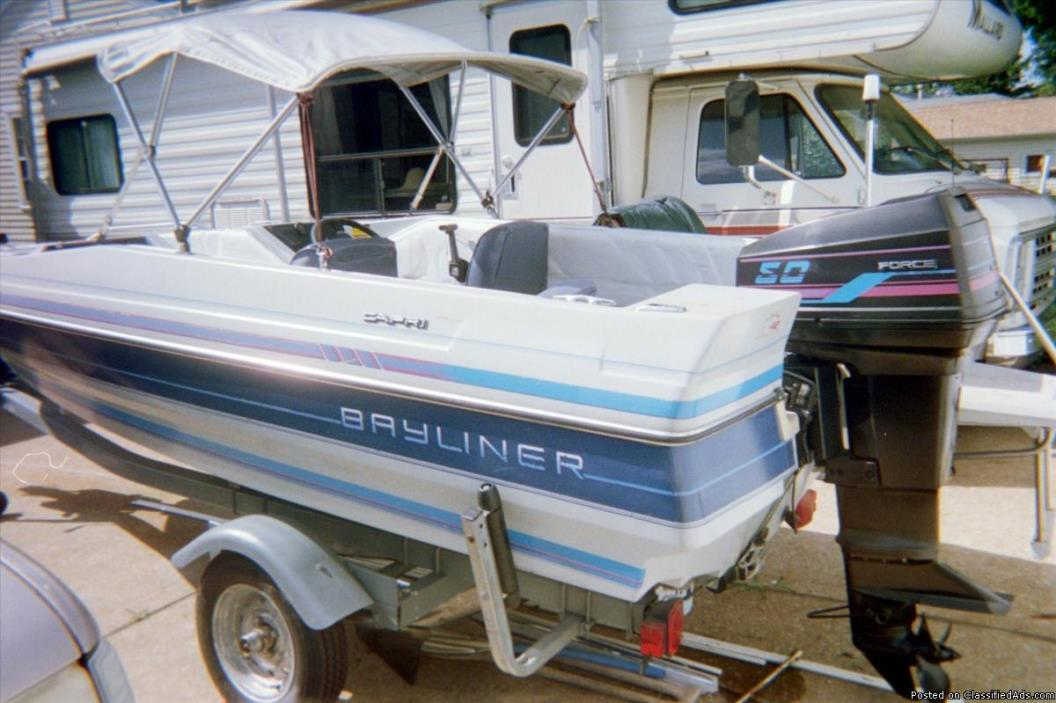 Summer Special Boat