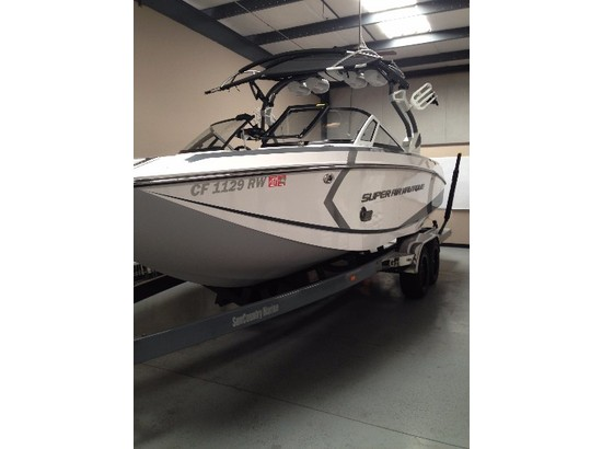 2014 Nautique Supper Air G23