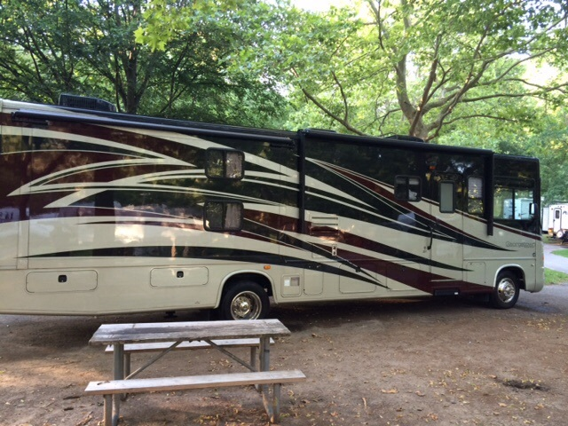 2012 Forest River GEORGETOWN 351BH