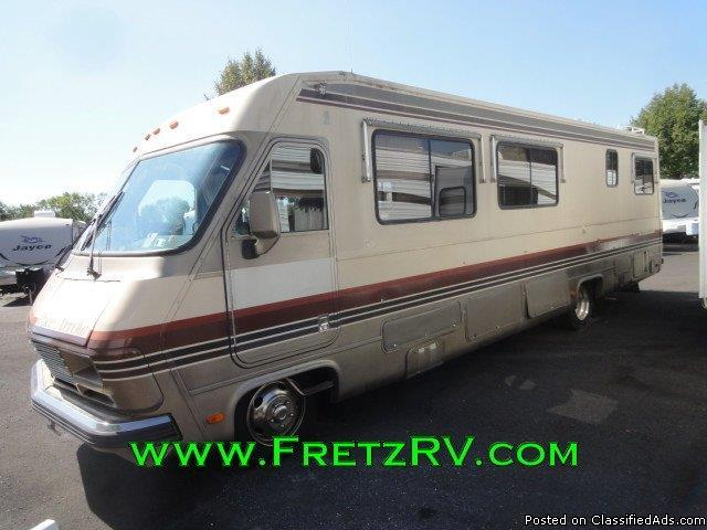 1987 Class C Motorhome RVs for sale