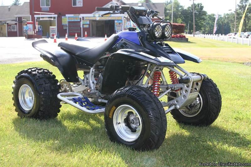 2000 Yamaha 350 Warrior Motorcycles For Sale